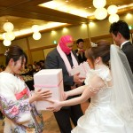ベストドレッサー賞! ドレスコードはピンクでした☆